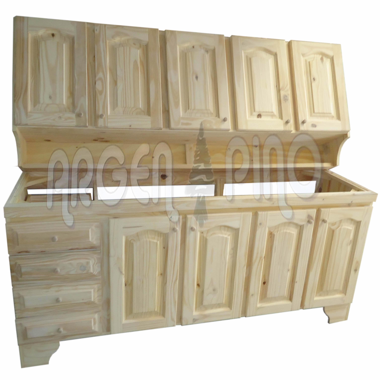 Muebles De Pino Para Pintar Affordable Permite En Sitios Poco  # Muebles Sin Pintar
